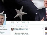 چرا توییتر توییت توهین آمیز ترامپ را حذف نکرد؟