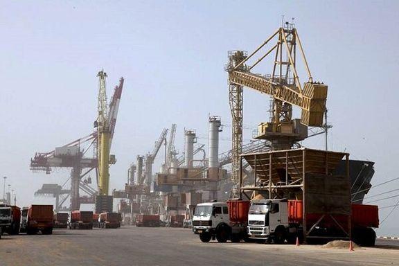 صادرات ایران در شرایط تحریم ۴برابر واردات است