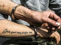 دستگیری سارق قوی هیکل پس از فرار دیوانه وار در بزرگراه