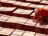 قیمت مس به بالاترین سطح دو ساله رسید/ افزایش واردات چین عامل افزایش قیمت مس