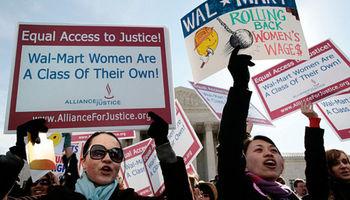 زنان آمریکا نصف مردان درآمد دارند