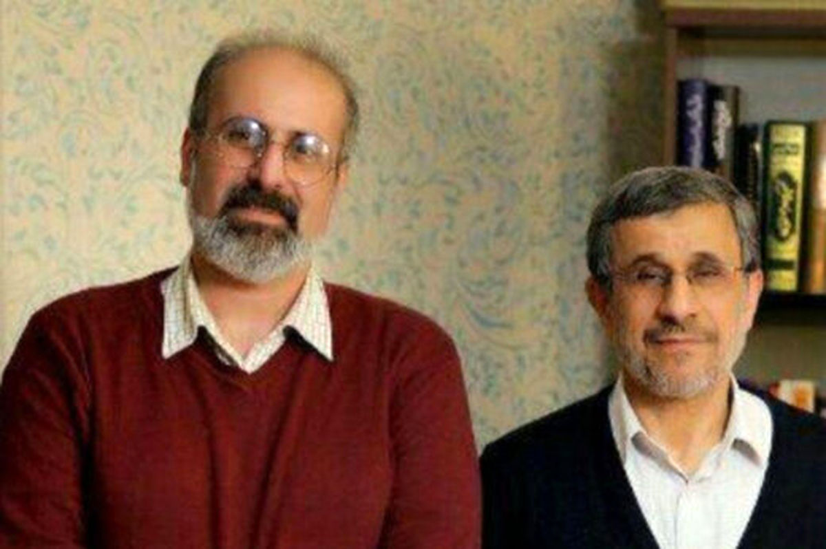 ماجرای ارتباط با اجنه در حلقه یاران احمدی نژاد چیست؟