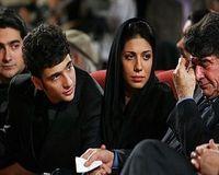 گریه محمدرضا شجریان در کنار نوههایش +عکس