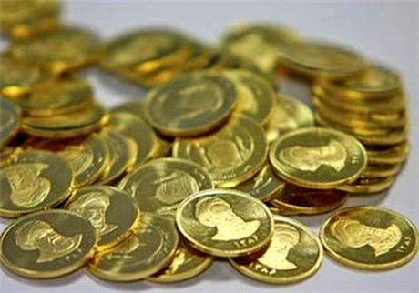 قیمت سکه رکورد شکست