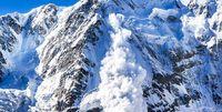 سقوط بهمن محورهای کوهستانی مازندران را تهدید میکند