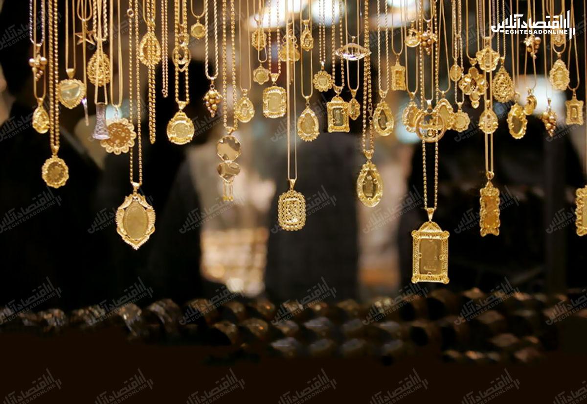 پیش بینی قیمت طلا در روزهای ریزش دلار / افزایش حجم فروش با موج نزولی جدید