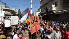 اردنیها خواستار لغو قرارداد گازی با رژیم صهیونیستی شدند