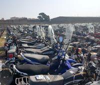طرح ترخیص موتورسیکلتهای توقیفی ادامه دارد