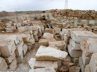 ذخایر کنونی سنگ تا ۴۰۰سال آینده کافی است