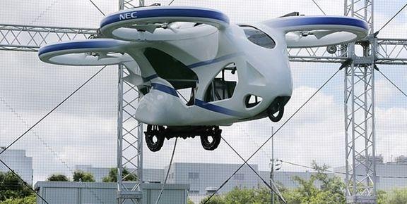 کره جنوبی «خودروی پرنده» میسازد
