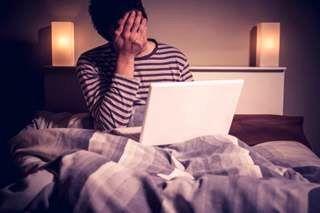بلاهایی که اینترنت بر سر سلامتی میآورد