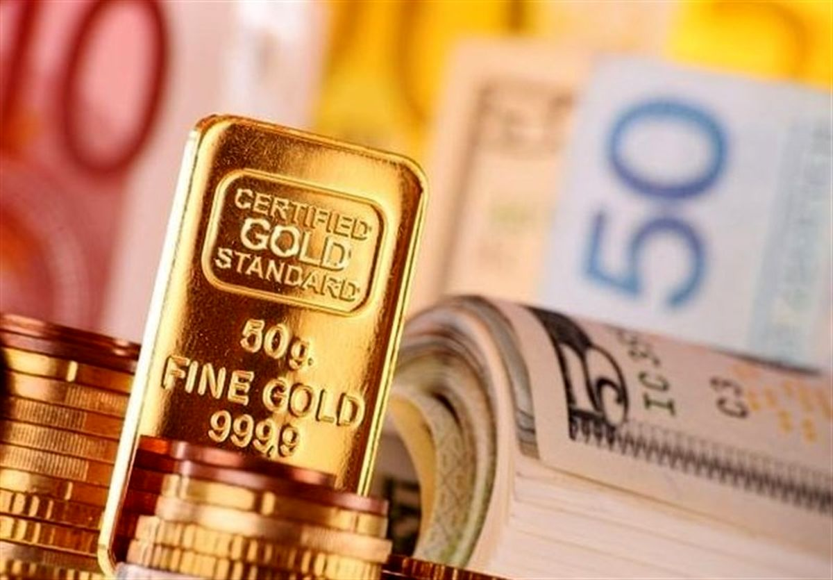 رشد متوسط طلا با کاهش شاخص دلار/ صعود بازار فلزات گرانبها در مقابل ریزش بازارهای سهام