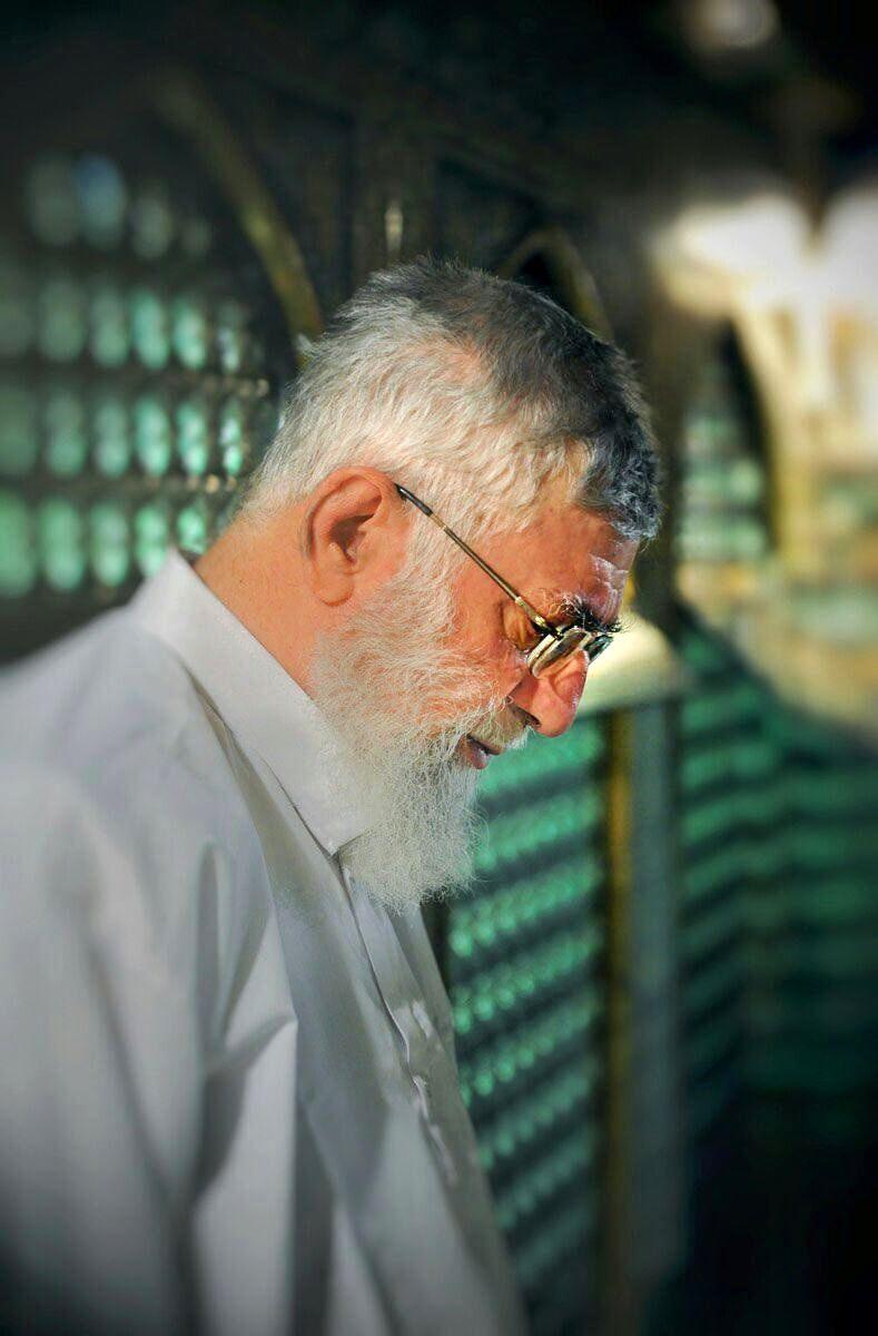 رهبر انقلاب در مشهد
