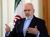 واکنش ظریف به تحریم رهبر معظم انقلاب