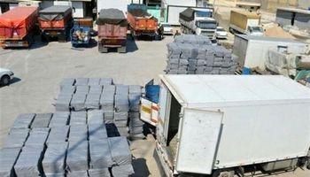کولرهای قاچاق در اهواز توقیف شد