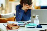 اختلال استرس در کمین بهبودیافتگان کرونا
