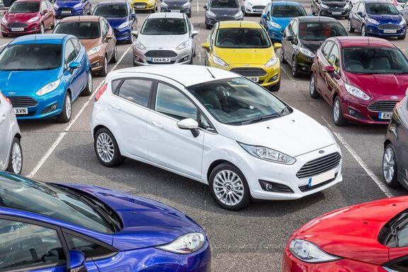 خودروهای پرفروش بریتانیا