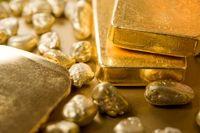رشد دلار مانع صعود طلا شد