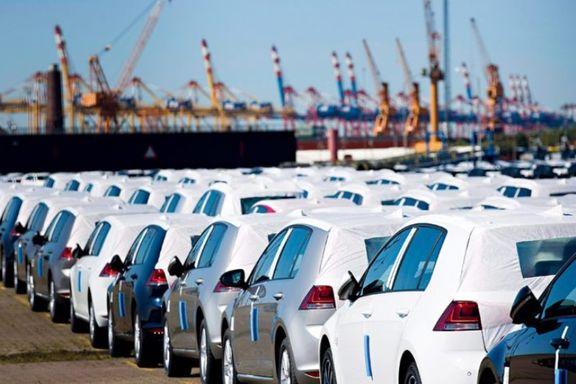 298 هزار دستگاه؛ واردات خودرو طی 4 سال
