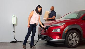 خودروی برقی خود را در خانه شارژ کنید
