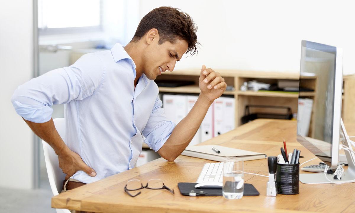 روشی ساده برای مقابله با اثرات مضر نشستن