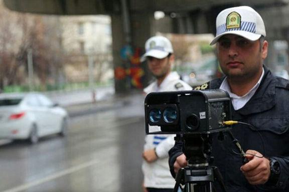 حداکثر سرعت مجاز در معابر مختلف پایتخت اعلام شد