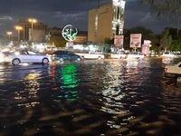 شدت بارشها در 8استان تا پایان امروز