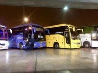 سفرهای اتوبوسی نوروز ۸۰درصد کمتر از پارسال بود