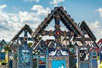 شادترین قبرستان جهان +عکس