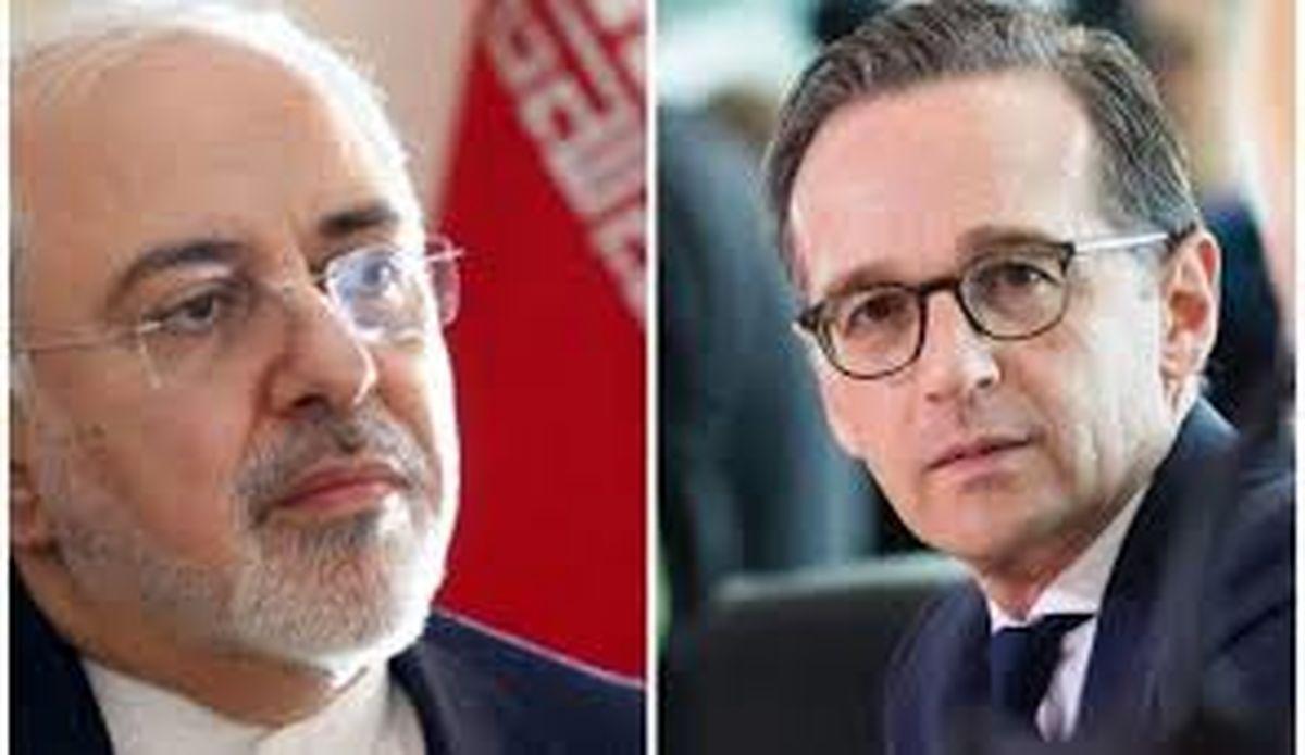 گفتوگوی برجامی وزیر خارجه آلمان با ظریف