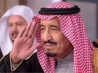 شرایط نامساعد جسمی شاه عربستان