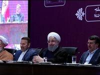 روحانی: تعامل و گفتوگو، مهمترین ویژگی فناوری ارتباطات نوین است/ بپذیریم که دوران پهنای باند است، نه تنگنای باند