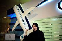 آموزش خلبانهای زن در عربستان سعودی