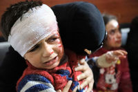 هفت سال جنگ در سوریه +تصاویر