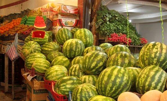 گرانفروشی ۱۰هزار تومانی هر کیلو میوه!