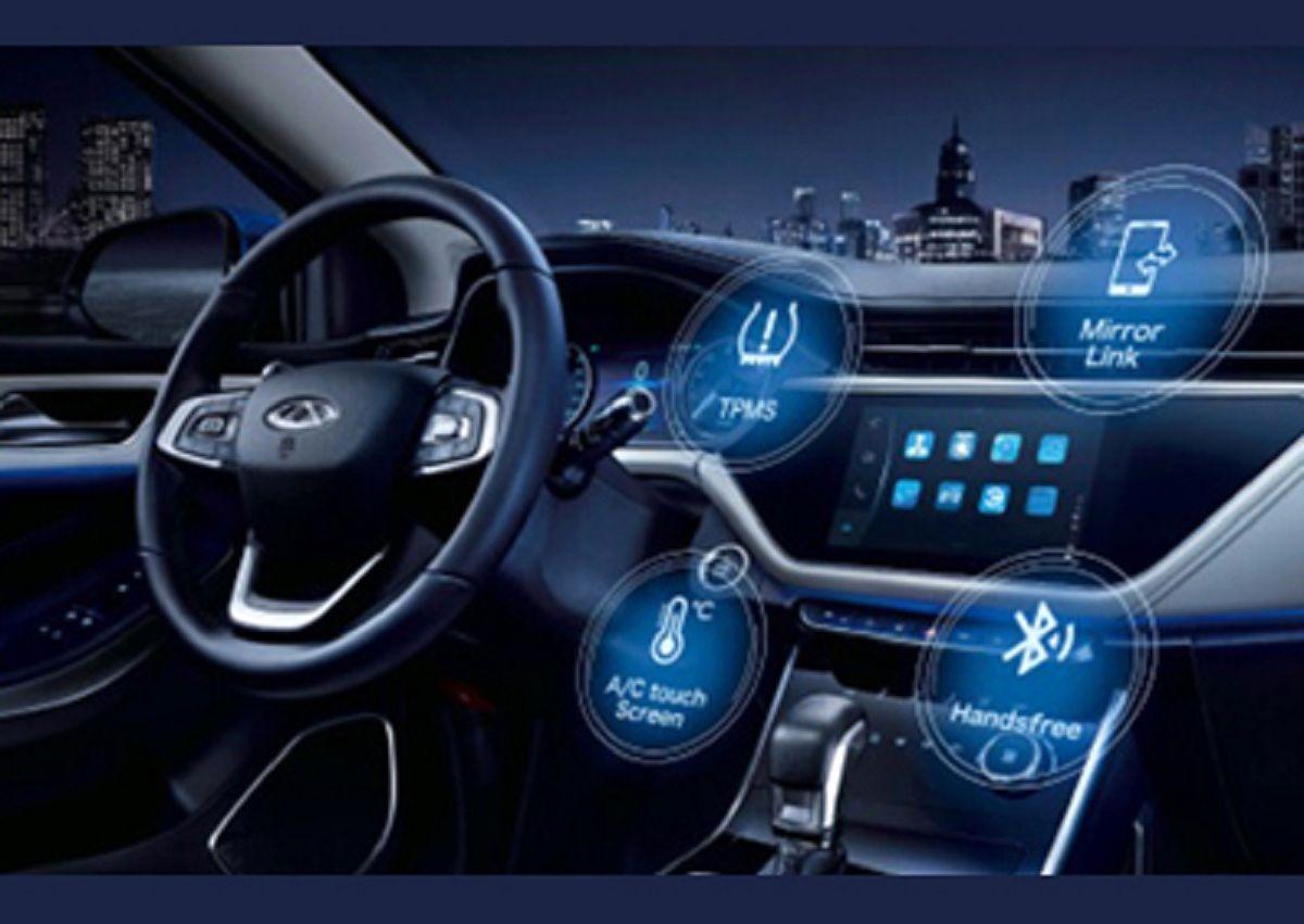 آریزو 6مدیران خودرو، خودرویی با تکنولوژی روز