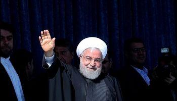 رئیس جمهور در اجتماع بزرگ و پرشور مردم رفسنجان +عکس