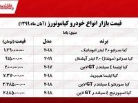 قیمت سراتو مونتاژ در تهران +جدول