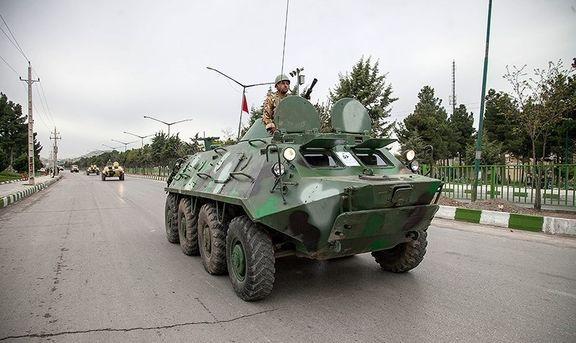 کدام تجهیزات و سامانههای ارتش در رژه خدمت رونمایی شدند؟