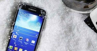 تاثیر سرما روی تلفنهای همراه