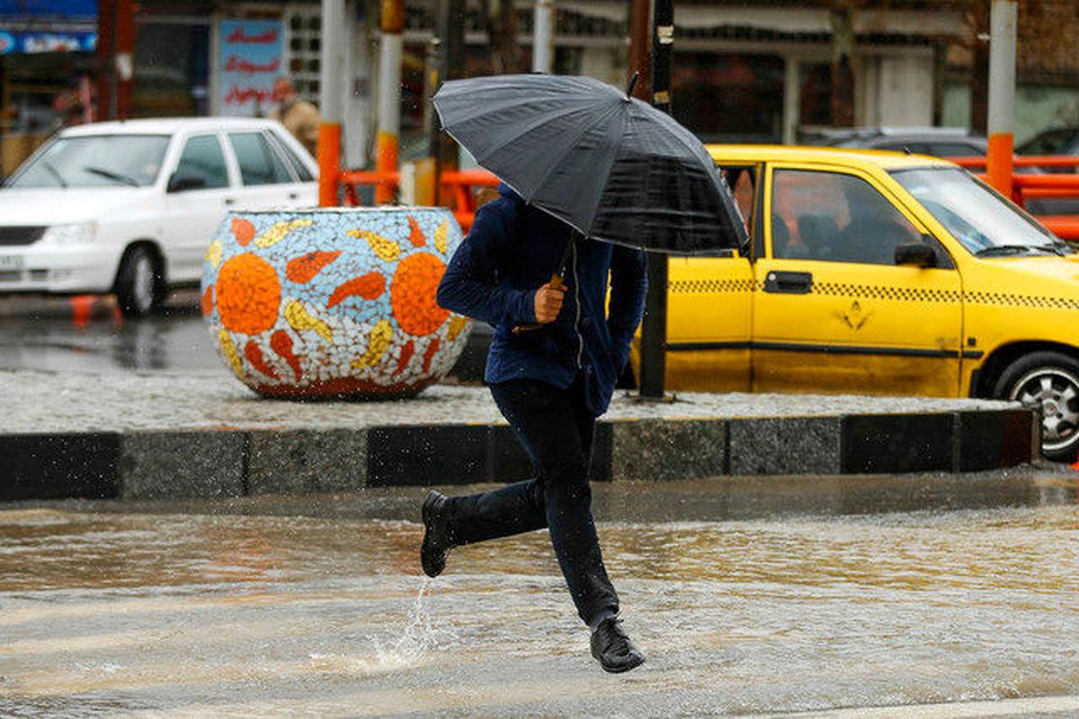 بارشها نسبت به سال گذشته ۶۰درصد کاهش یافت