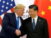 ترامپ از چین برای کنترل ویروس کرونا تشکر کرد