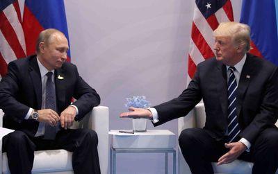 ناراحتی ترامپ از روابط سرد با روسیه +عکس