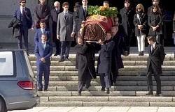 دیکتاتور اسپانیا نبش قبر شد