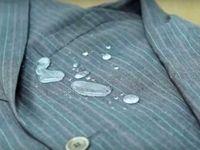 لباسهایى که خیس و آلوده نمیشود!
