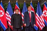 ترامپ: زمان و مکان دیدار با رهبر کره شمالی تعیین شده است