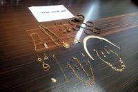 بازداشت سارقان 6.5کیلو طلا