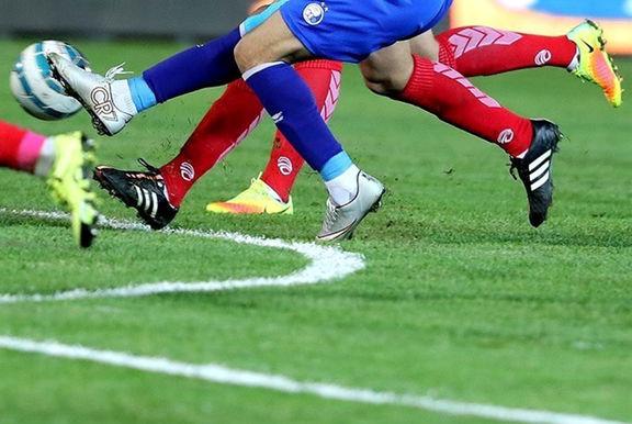 جدول رده بندی لیگ برتر فوتبال در هفته بیست و پنجم