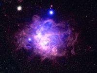 روایت هابل از منطقه تولد ستارگان