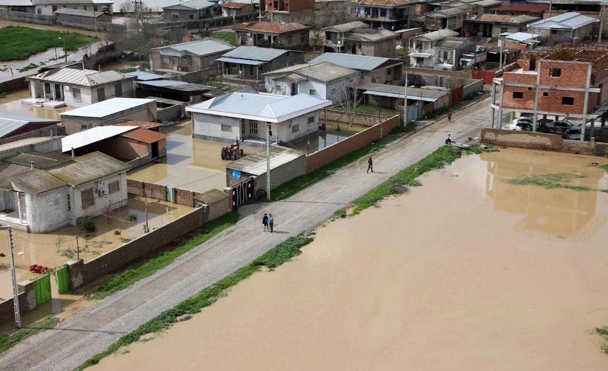 ناکارآمدی مدیریت منابع آب در کنترل سیلاب/ آنچه از سیل گلستان گفته نشد!